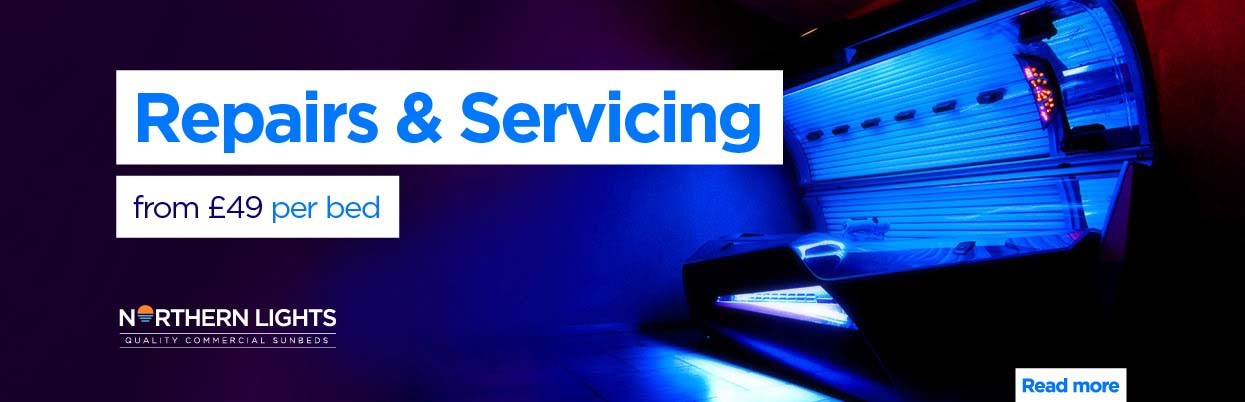 Sunbed Repairs Servicing