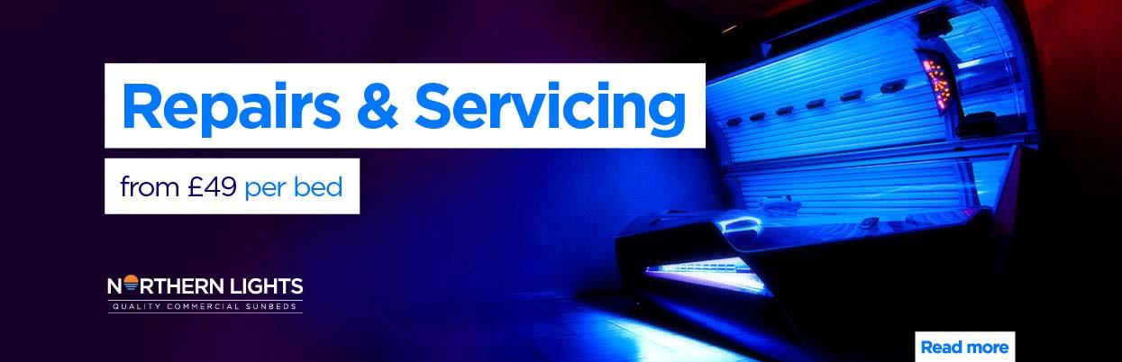 Sunbed Repairs Servicing